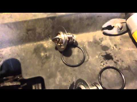 Thermostat replacement Ford Expedition