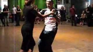 Tango Lesson: Ganchos