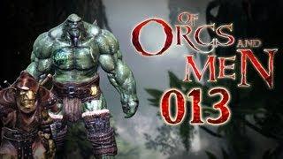 Let's Play Of Orcs And Men #013 - Bitchfight mit Brune [deutsch] [720p]