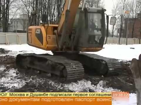 08/02/13/ Тревожный вызов на Фарфоровское кладбище.