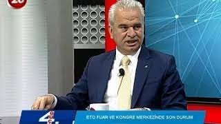 26.Gün | ETO Bşk Metin Güler