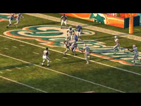 Yeremiah Bell interception Video