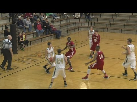 Loogootee vs Rock Creek Academy 11-24-2012