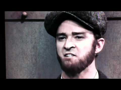 Justin Timberlake Great Great Grandfather Sketch. 4:23. JT admits to having ...