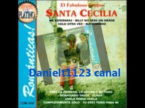 Grupo Santa Cecilia- me esperaras