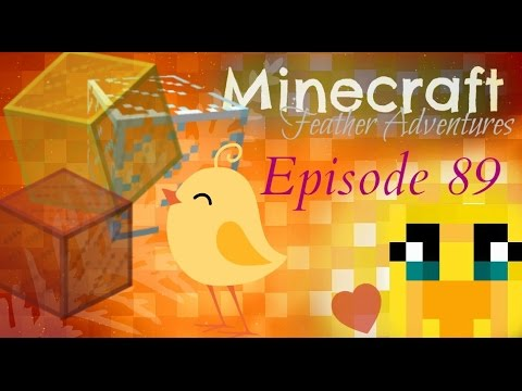 Minecraft PC - Feather Adventures : Glass & Path - {89}
