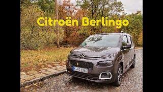 Citroën Berlingo PureTech 110 Shine | POV Drive by Ubitestet