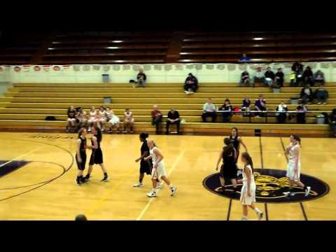 Roosevelt HS v Cresent Valley HS - Les Schwab Tournament (Coos Bay) 12/26/13