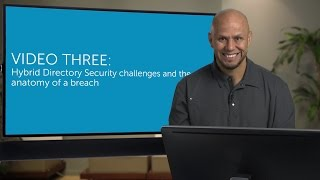 What is an Active Directory security breach?