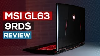 MSI GL63 9RDS Review: Best under $1000?