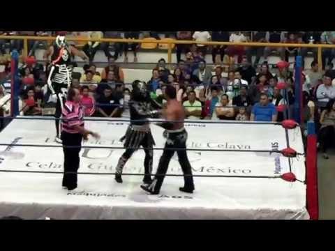 La parka VS Texano Celaya 04-03-15