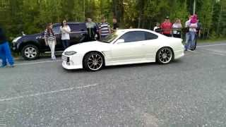Nissan Silvia S15. Beautiful car.