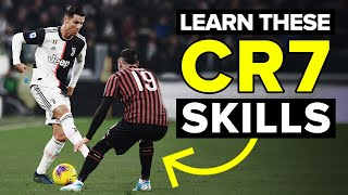 BEST CR7 SKILLS AT JUVENTUS - Learn these football skills