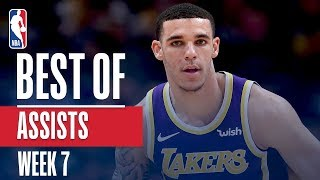 NBA's Best Assists | Week 7 | State Farm