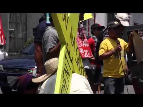 Pasang-krus -- workers slam April power hike
