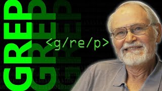Where GREP Came From - Computerphile