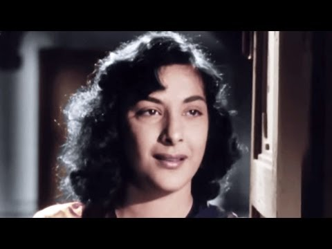 Chori Chori in Colour - Aaja Sanam Madhur Chandani Song - Raj Kapoor, Nargis