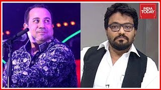 'Always Condemned Terrorism': Singer Rahat Fateh Ali To Union Min Babul Supriyo's Charge