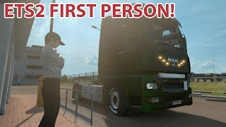 ETS2 How To Get Out Of The Truck