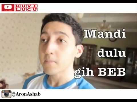 Kumpulan Video Lucu Instagram Aaron Ashab