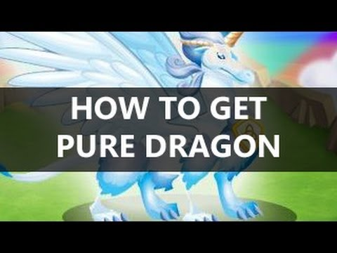 How To Breed PURE DRAGON In Dragon City By Breeding Legendary Dragons