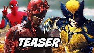 Daredevil Season 3 Post Credit Scene - Season 4 Teaser and Spider-Man Easter Eggs