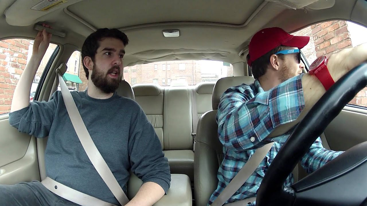 Car Test Drive Prank