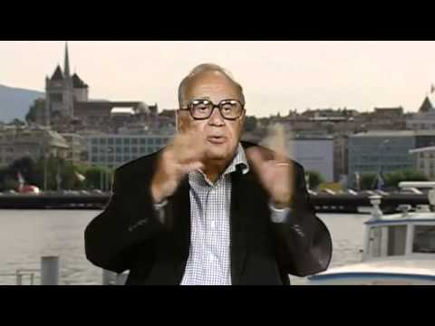 Aufstand des Gewissens | Die nicht gehaltene Festspielrede 2011 von Jean Ziegler