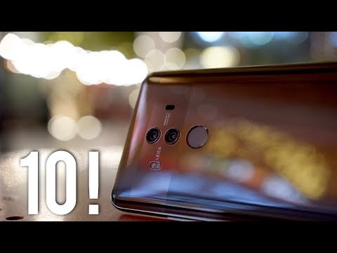 10 Tips and Tricks For Huawei Mate 10 Pro You Don't Know About with EMUI 8.0!