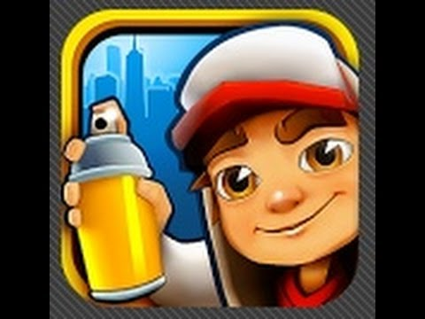 Subway Surfers Android App Review (Video) (Gameplay)