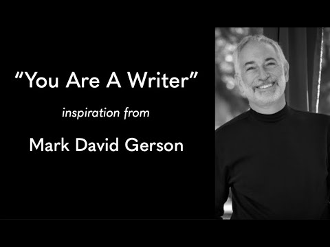 """You Are a Writer"" - A Guided Meditation for Writers"