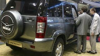 #130. UAZ Patriot 2015 [RUSSIAN AUTO TUNING]