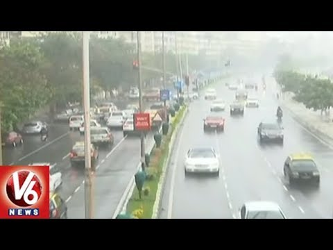 Weather Report | Moderate To Heavy Rains To Hit Telangana In Next 36 Hours | V6 News