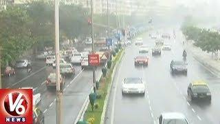 Weather Report - Moderate To Heavy Rains To Hit Telangana In Next 36 Hours  - netivaarthalu.com