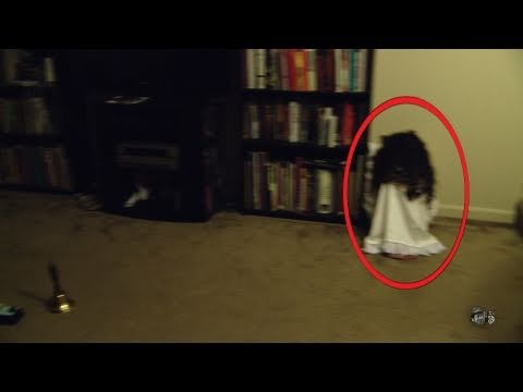 The Haunting Tape 10 (ghost caught on video)