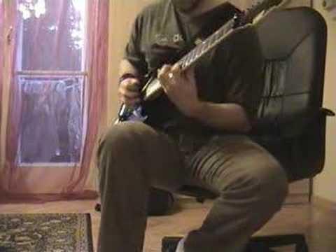 Krisztian Lovrek - ESP M II Standard vs. ESP M II Custom DeGarmo
