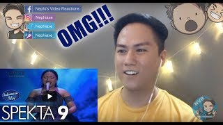 Download lagu MARIA - NEVER ENOUGH Loren Allred   Spekta Show Top 7   Indonesian Idol 2018 | REACTION gratis