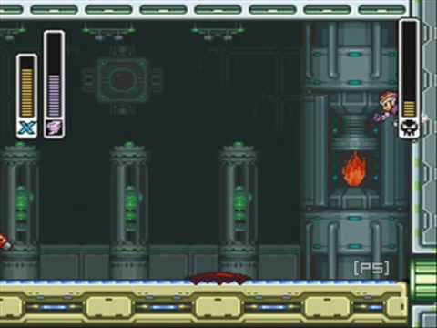 Misc Computer Games - Megaman 6 - Blizzard Man