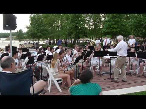 Libertyville High School Wind Ensemble - Wicked Medley