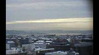 Timelapse of Oslo 2007-01-12