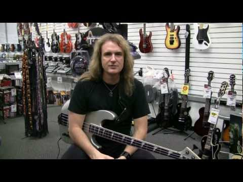 David Ellefson of Megadeth and Techs discuss the Stomp Classic and StroboClip