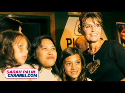 Announcing Sarahpalinchannel video