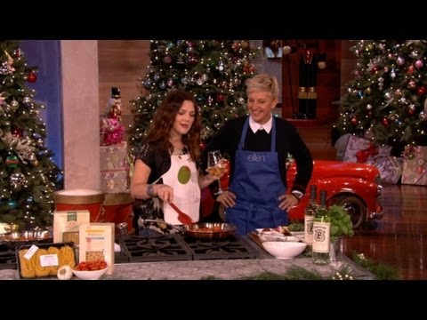 Drew Barrymore Is Cooking! video