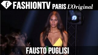 Fausto Puglisi Fall/Winter 2014-15 FIRST LOOK | Milan Fashion Week | FashionTV