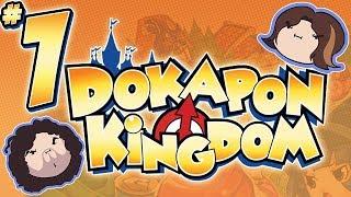 Dokapon Kingdom: Friendship Destroyer - PART 1 - Game Grumps VS