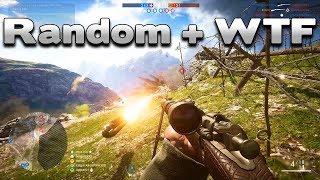 Battlefield 1 Random + WTF 7
