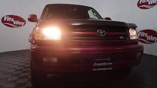 2001 Toyota Tundra 4wd Pickup Access Cab V8 Auto Ltd 4wd (natl) Gaithersburg  Germantown  Clarksburg