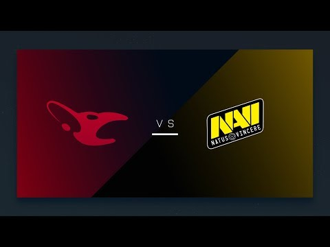 CS:GO - mousesports vs. Na'Vi [Inferno] Map 2 - EU Day 19 - ESL Pro League Season 6