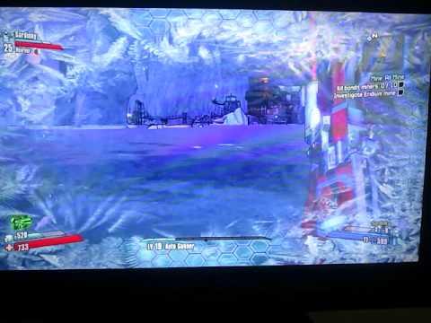 Borderlands 2 Southern Shelf Bay Cult Of The Vault Symbol Challenge