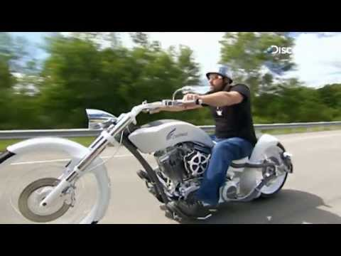 American Chopper: PJD Cepheid Bike
